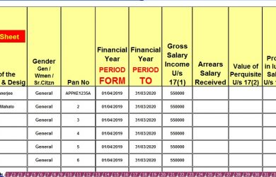 Master of Form 16